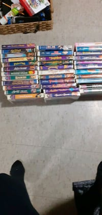 34 VHS DISNEY MOVIES NEW CONDITION St. Catharines, L2S
