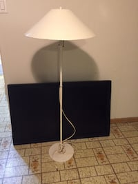 Tall Metal Floor Lamp Toronto