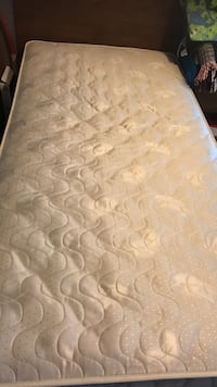 Twin kid mattress only. Hardly used