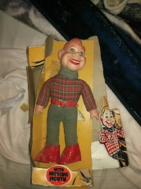 Vintage howdy doody doll