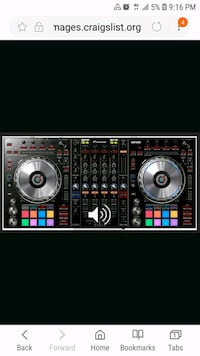 YES, it's available: Pioneer DDJ-SZ controller, flagship model Fort Washington