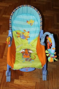Hamaca mecedora Fisher Price