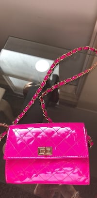 Pink purse/clutch London, N6A 2P1