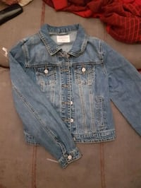 blue denim button-up jacket Winnipeg, R2W 3L5