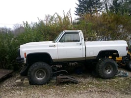 1975 Chevy Scottsdale 10 (TRADE ONLY)