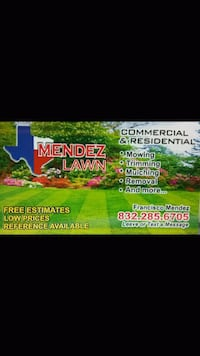 COMERCIAL AND RESIDENTIAL  Bacliff