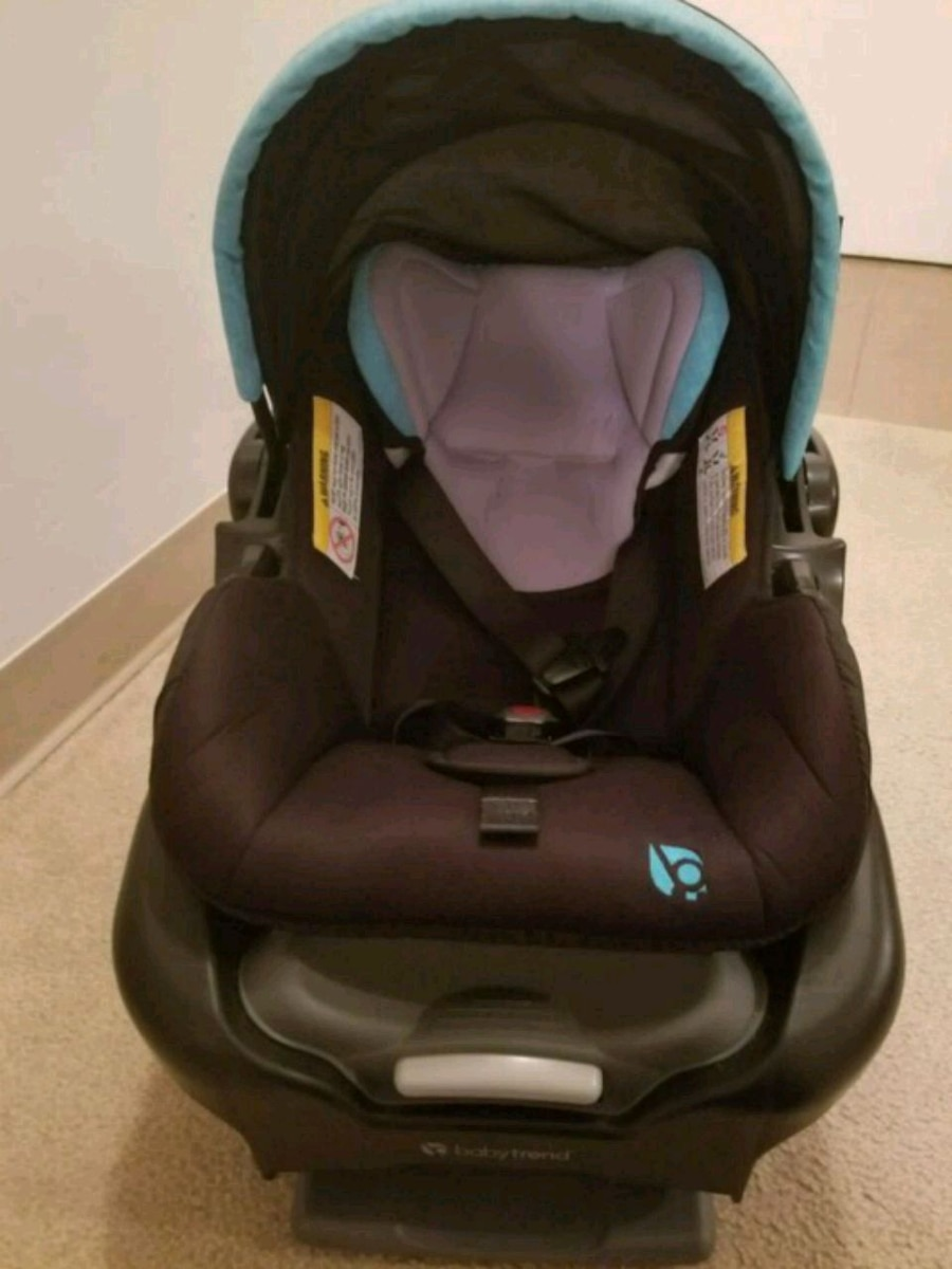 Photo Baby Trend car seat