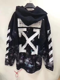 Off White Galaxy Hoodie Vancouver