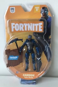 Fornite Toy Sterling, 20166