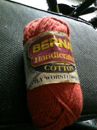 BERNAT COTTON YARN  Regina, S4N 1L4