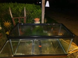 40gl breeder with screen top