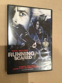 Running Scared (on DVD) - For Sale Côte-Saint-Luc, H4W 1B8