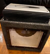 Subwoofer and Amplifier  Toronto, M1K 0A4