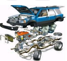 Free removal of junk cars and car parts