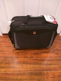 black and gray luggage bag Oakville, L6H 1A7