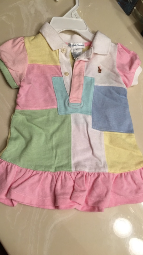 c2aa8b59 Used girl's pink and white collared shirt for sale in Covington - letgo