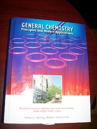 General Chemistry null
