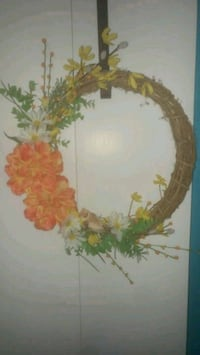 brown and green floral wreath Welland, L3B 2X6