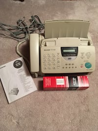 Sharp fax machine Whitchurch-Stouffville, L4A 1K2