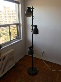 black and white torchiere lamp Toronto, M5R 2N8