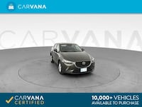 2016 Mazda CX3 hatchback Touring Sport Utility 4D Gray Brentwood