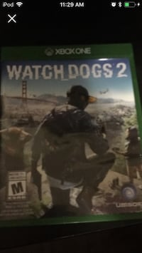 Watch dogs 2 Xbox one  Abbotsford, V2T