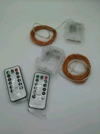Brand New Decorative String Lights (Battery Operated)