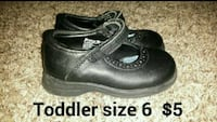 Toddler Size 6 Buster Brown Shoes