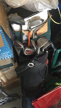 Silver Golf club set Burlington, L7P 4V3