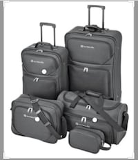 Various sizes of luggage bags available @Angel electronics Mississauga Mississauga, L5V 1W1