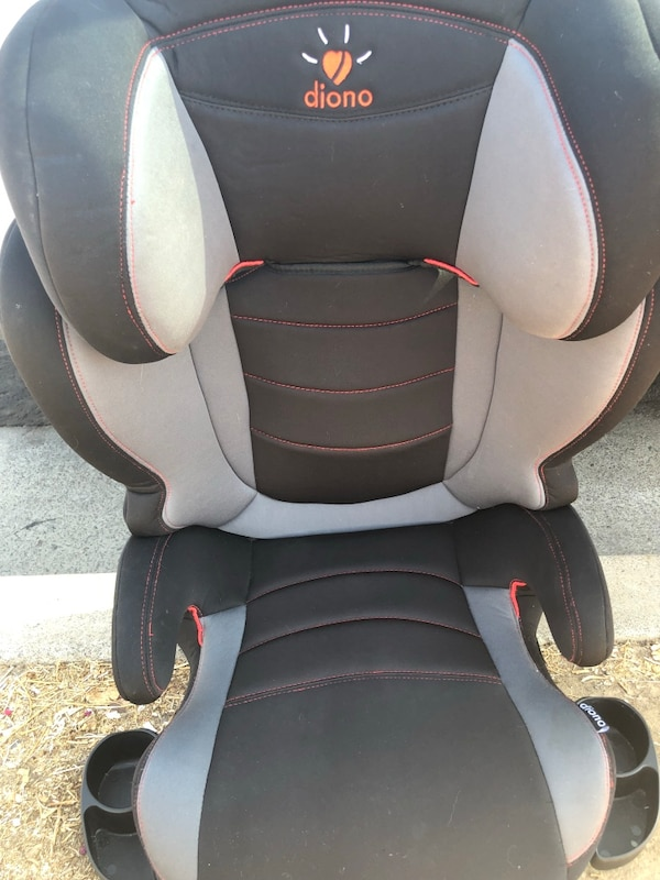 Black And Gray Graco Car Seat Carrier Screenshot
