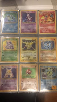 Pokemon cards  Mississauga, L4W 3C1