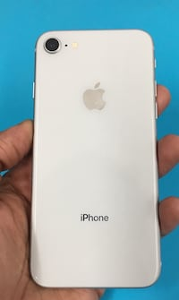 256GB Silver iPhone 8 - Factory Unlocked  New York, 10001