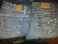 American Eagle Jeans Size 6... $10 each Smiths Station