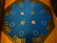 Foldable 8 Player Poker Table  WILL DELIVER FOR FR Dallas, 75241