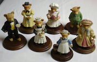 Upstairs Downstairs Bears (collection of 7 bears) Lexington, 40503