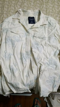 Floral Shirt SZ M Silver Spring, 20904