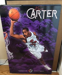 """4 sports posters on 35x23"""" mounts"""