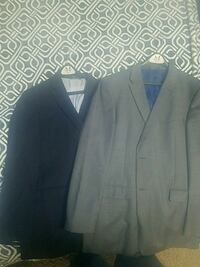 Navy and charcoal suit jacket  Seattle, 98119