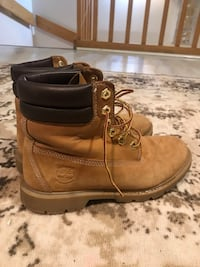 BOTTE TIMBERLAND BEIGE TAILLE 5