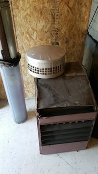 Natural Gas Hanging Shop Heater With Pipes  $75.00 Sapulpa, 74066