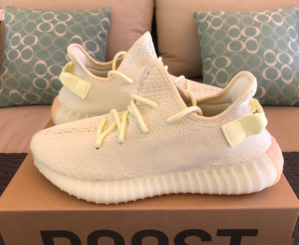 334a39015 Used Adidas Yeezy Boost 350 V2 Butter Size 8.5 for sale in Los Angeles -  letgo