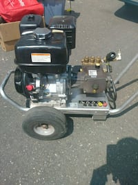 Hotsy hd pressure washer 4000psi Shoreline, 98133
