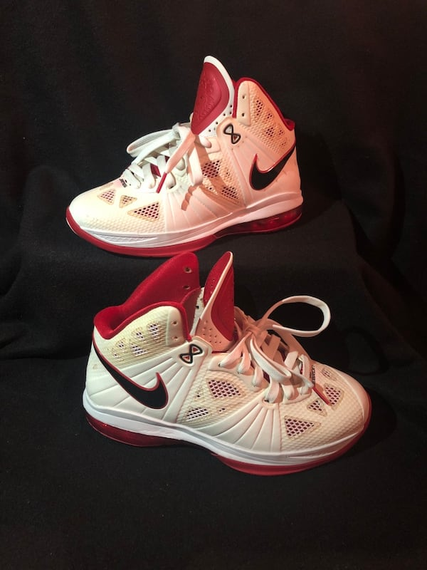 LeBron 8 PS Home Size 8.5 2