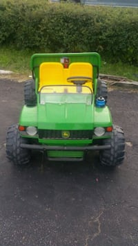 green and yellow ride on toy car Barrie, L4N