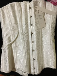 Brand new Chamian White Waist Trainer Corset One Size Bakersfield, 93309