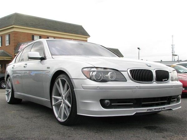 BMW 7 Series 2007 313e8773-424a-4563-8552-bfdd0d8be66c