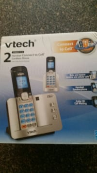 Vtech connect cell from landline Calgary, T2Y 4S4