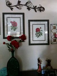 three brown wooden framed wall decors Sacramento, 95838