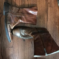 Kenneth Cole Boots. Size 11. Made in Italy